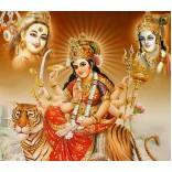 Durga Shiva Vishnu