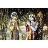 Krishna with Balaram