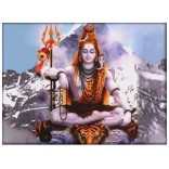 Lord Shiva in Kailash